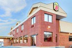 Hotel Front - Super 8 Campbellton